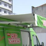 food truck cup noodles
