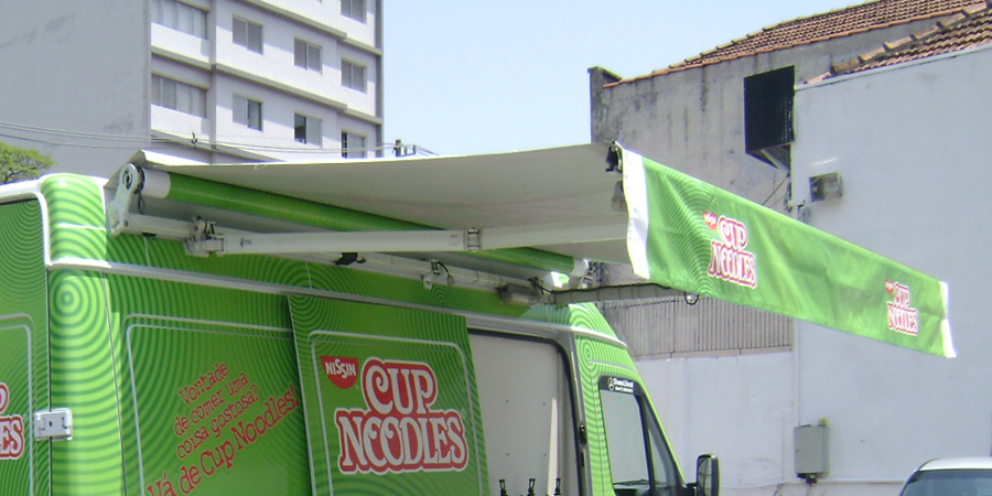 food truck cup noodles