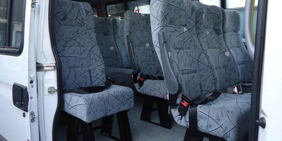 Passageiros - aproveitamento de espaço conforto passageiros