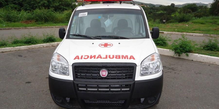 Ambulância Fiat Doblo - Simples Remoção