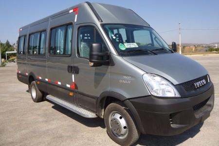 Transporte Executivo - Iveco - passageiros