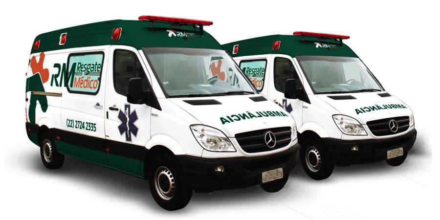 Greencar Veículos Especiais UTI Móvel